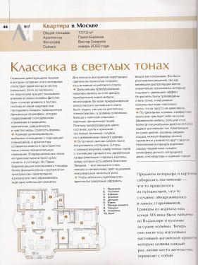Лучшие интерьеры №07 '2002