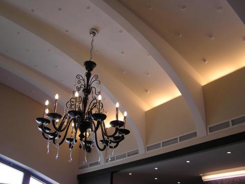 декоративные элементы потолка, автор арх. Баранов П.В.