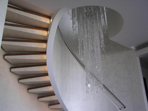 декоративные элементы на стене, автор Сокуренко Соня